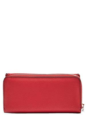 Guess Alma SLG Large Clutch Organizer Red