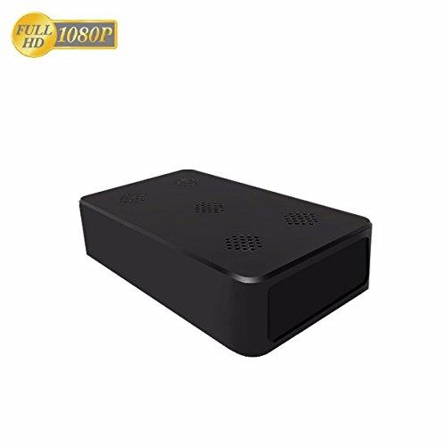 Mobile 2MP Spy-Cam Blackbox bis 256GB Speicher Nachtsicht Pir, 1080p, viele Einstellmöglichkeiten, bis 256 GB Speicherunterstützung, Bewegungserkennung, Spionage-Kamera, Überwachungs-Kamera Mini-Kamera Dashcam .