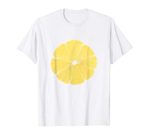 Zitronen Kostüm Kinder - Fasching Kostüm Zitrone Shirt für Fasnacht und Karneval