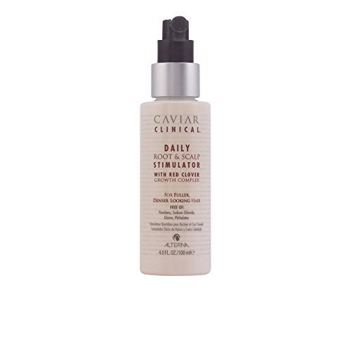 Alterna Caviar Daily Root and Scalp Stimulator for Unisex, 4 Ounce by Alterna