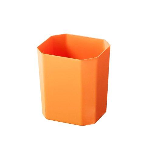 Orthex Einsatz zu Clipbox Smart Store 15, tief, orange 3523513