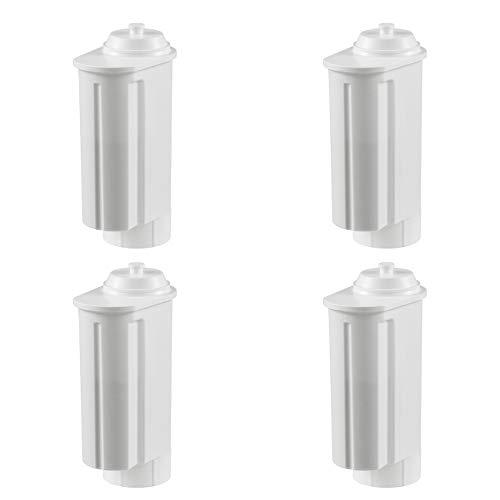 4 Wasserfilter für Ihren Kaffeevollautomat von Siemens, Bosch, Gaggenau, Neff, VeroBar