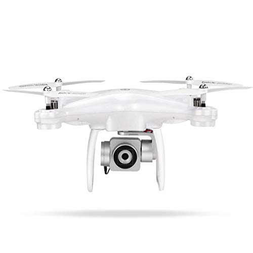 ZMH GPS Drone JJRC H68G with camera 1080P HD 5G WiFi FPV quadrocopter RC helicopter Professional Dron compass Auto Watch Quadcopter, White