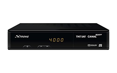 Receptor Satélite TNTSAT HD Strong 7404 sin Tarjeta