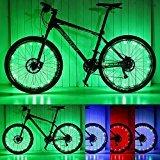 Best Bicycle Wheels - PAMASE 2 Packs Waterproof Bike Wheel Light Review