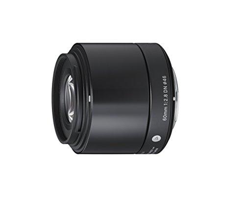 Sigma 60mm F2,8 DN Art Objektiv (46mm Filtergewinde) für Micro Four Thirds Objektivbajonett schwarz