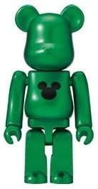 BE @ RBRICK   ornaHommes t lottery x Disney Green Metallic Ver. Rbrick 100% (japan import) | Big Liquidation