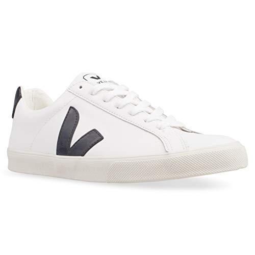 Veja - Baskets Esplar Couleur - EXTRA WHITE BLACK, Taille - 45