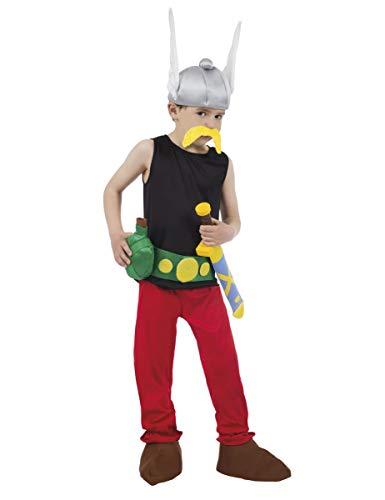 Lizenz Kostüm - Chaks-cs805301/152-Kostüm-Kostüm Lizenz Asterix 9-teilig,
