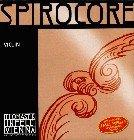 THOMASTIK CORDE PER VIOLINO SPIROCORE SPIRALKERN MEDIUM SOL RIVEST  TUNGSTENO 4/4 (WOLFRAM)