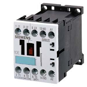 Siemens SIRIUS–Nachtstrom Zähler AC-33KW 1NC DC 48V 3Polig Gr. S00Schraube
