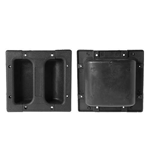 GROOMY Ersatzlautsprecher Griffmulde/Sound Lautsprecher Zubehör für Gitarrenverstärkergehäuse (1 Satz) (Auto-lautsprecher-kabinett)