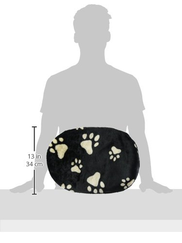 Trixie 38931 Joey Kissen 44 × 31 cm, schwarz - 3