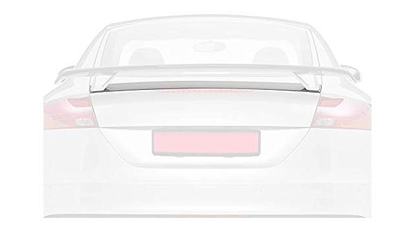Csr Automotive Heckflügel Halteplatte Kompatibel Mit Ersatz Für Audi Tt 8j Zb167 Auto