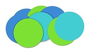 Braun & Company 3905-0099 - Confeti en Bolsa, Color Azul, Turquesa y Verde
