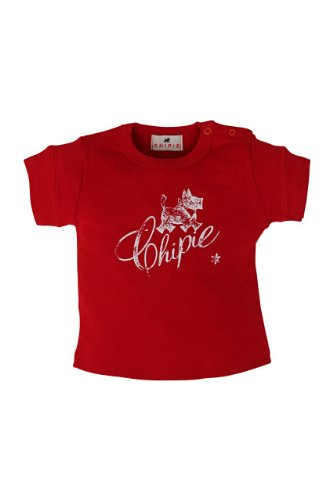 Chipie T-Shirt ABBIGAIL, bambina, Colore: Rosso, : 80
