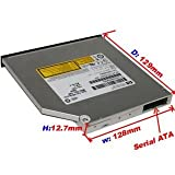 #6: 4d LAPTOP INTERNAL DVD WRITER ( SATA ) COMPATIBLE FOR HP/ COMPAQ/LENOVO/SONY/TOSHIBA/DELL/ACER