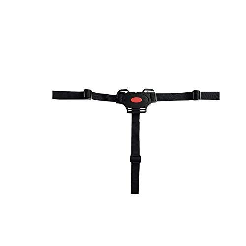 Universale Lap Cintura di sicurezza a 3 punti di sicurezza Harness per Seggiolone regolabile cintura di sicurezza per il bambino carrello