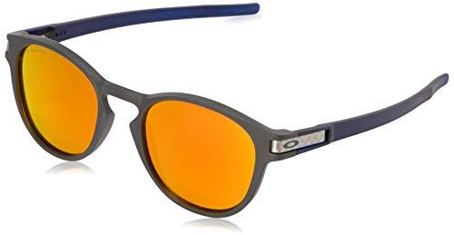 Ray-Ban Herren Latch Sonnenbrille, Grau (Gris), 52