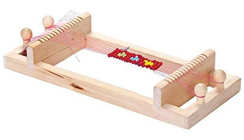 Kit Telaio in legno per realizzare braccialetti
