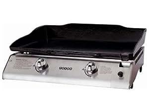Plancha au gaz Favex COROA 2 feux puissance 6.8kW Favex 8600065