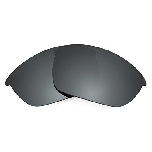 Revant Ersatzlinsen für Oakley Half Jacket 2.0 Schwarz Chrom MirrorShield®
