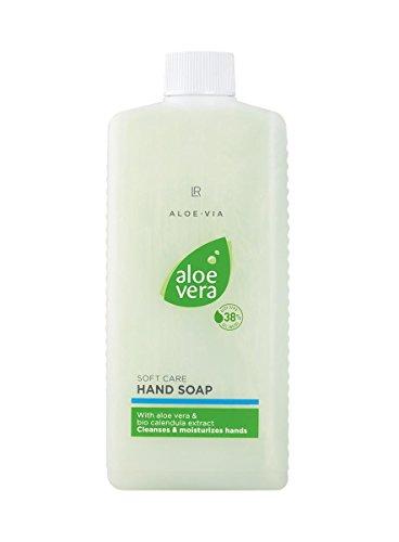 LR ALOE VIA Aloe Vera Sanft Reinigende Handseife Nachfüllpack 500 ml
