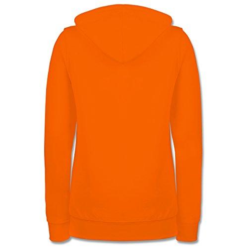 Evolution - Snowboard Evolution - Damen Hoodie Orange