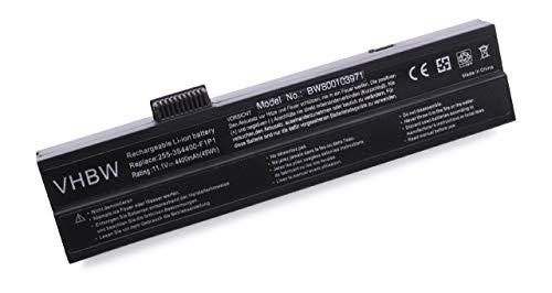 vhbw Li-ION Batterie 4400mAh (10.8V) pour Ordinateur Portable, Notebook Max Computer Max Station Notebook 223II0 comme 223-3S4000-F1P1.