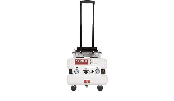 Senco Ac12810 Silent Running Compressor Baumarkt