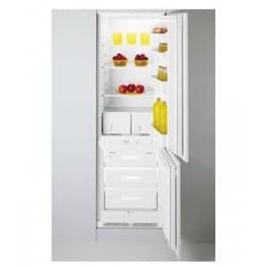 Réfrigérateur combiné intégrable Indesit INCB310AID