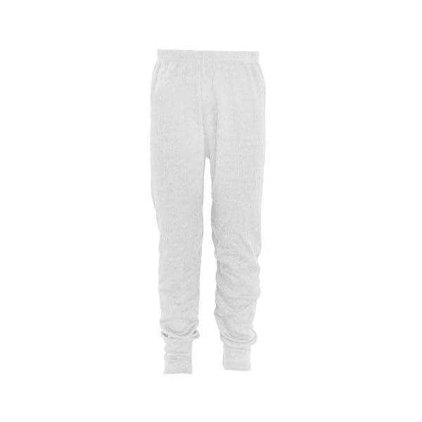 Floso - Pantalones Interiores térmicos para niños/Niñas Unisex 2