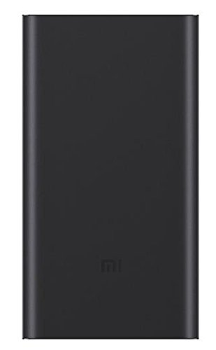 Xiaomi Mi 10000mAh Banco de energía 2 cargador de batería portátil, Ultra-compacto y más ligero Dos vías de carga...