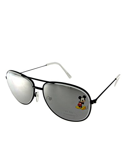 Disney Mickey Mouse Black Aviator Sunglasses For Boy's (SG100427)