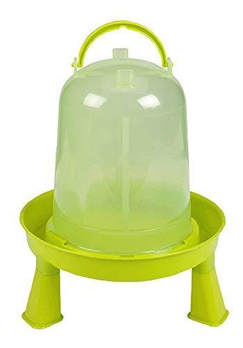 Kerbl Kunststoff-Tränke 3 L, mit Füßen, für Küken und Hühner