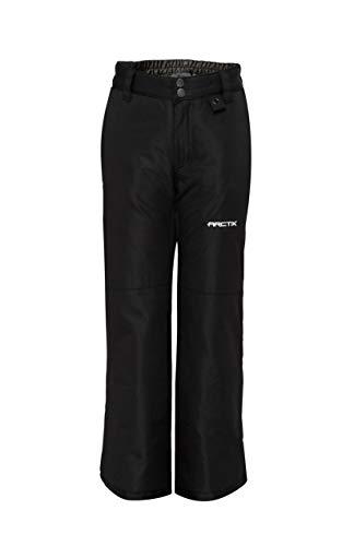 Arctix Youth Snow Pants, Mädchen Jungen, 1110-00-S, Schwarz, S