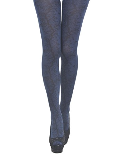 ib-ip-womens-autumn-trees-art-prints-seamless-stylish-stocking-mid-waist-tights-navy