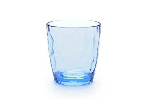 URMELODY 330ml resistente a tazze colorate acrilico bicchieri infrangibile Bicchieri