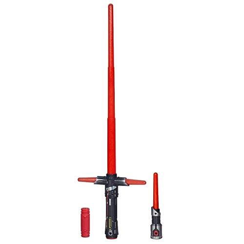Star Wars–El Despertar de la Fuerza Kylo Ren Deluxe electrónico Espada láser