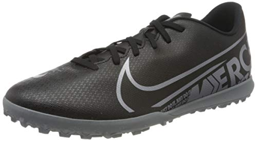 Nike Mens AT7999-001_44 Turf Football Trainers, Black, EU