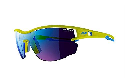 Julbo Aero Sonnenbrille grün Grün/Blau one Size