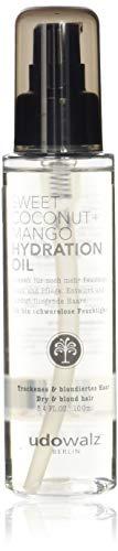 Udo Walz Süßes Kokos + Mango Hydratationsöl, 1er Packung (1 x 100 ml)
