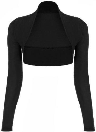 Donna a maniche lunghe Shrugs più colori disponibili in offerta Black Medium / Large