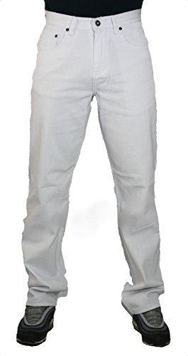 40d5b3b5dcb0 Peviani Jeans color blanco para hombre