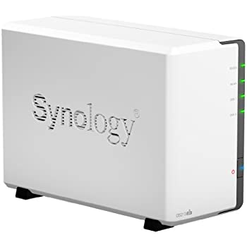 Synology DS213air DiskStation 2 Bay Desktop Wifi NAS