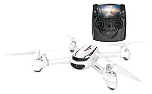 Hubsan h502s x4Desire Drone Quadcopter with GPS–Return Home–Height–Remote Control with LCD Monitor–FPV HD Camera–Stabiliser