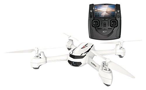 HUBSAN H502S X4 DESIRE DRONE QUADRICOTTERO CON GPS - RITORNO A CASA - STABILIZZATORE DI ALTEZZA - RADIOCOMANDO CON MONITOR LCD - FPV - FOTOCAMERA HD