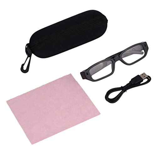 LouiseEvel215 Mini Portable HD Brille Kamera Brillen Digital DVR Video Recorder Kamera TG13X 720P Für Outdoor-Sport Zubehör Digital Portable Dvr