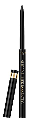 L'Oréal Paris Make Up Designer Super Liner Matmatic Eye Liner Extra-Noir