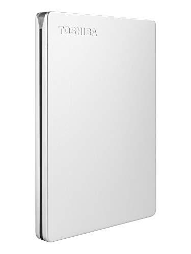 Toshiba 2 TB Canvio Slim Externe USB 3.0-Festplatte - HDTD320ES3EA
